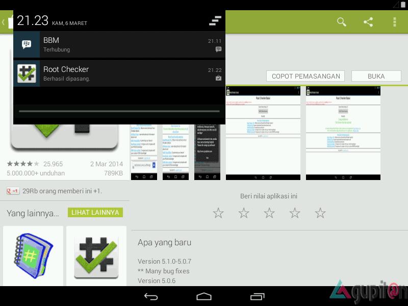 Cara Mudah Install Android 4.4 KitKat di PC atau Laptop