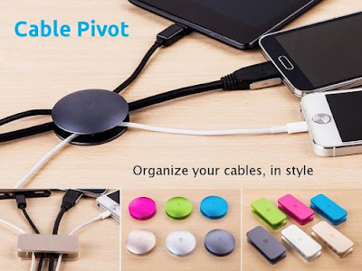 Best Gadget Cable Organizers and Holders (15) 3