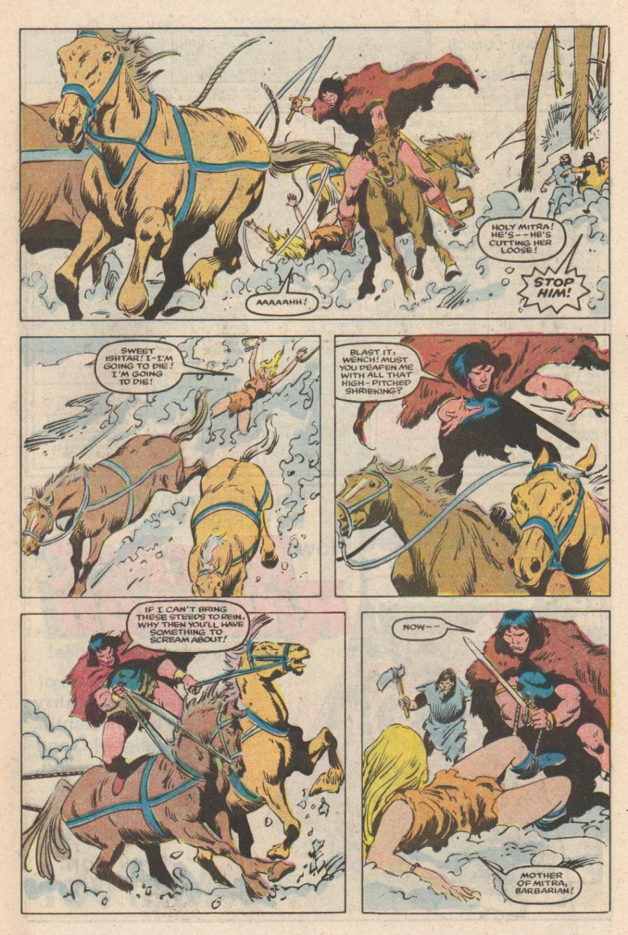 Conan the Barbarian (1970) Issue #169 #181 - English 8