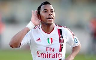 Robinho estará de volta jogando no Brasil em 2013