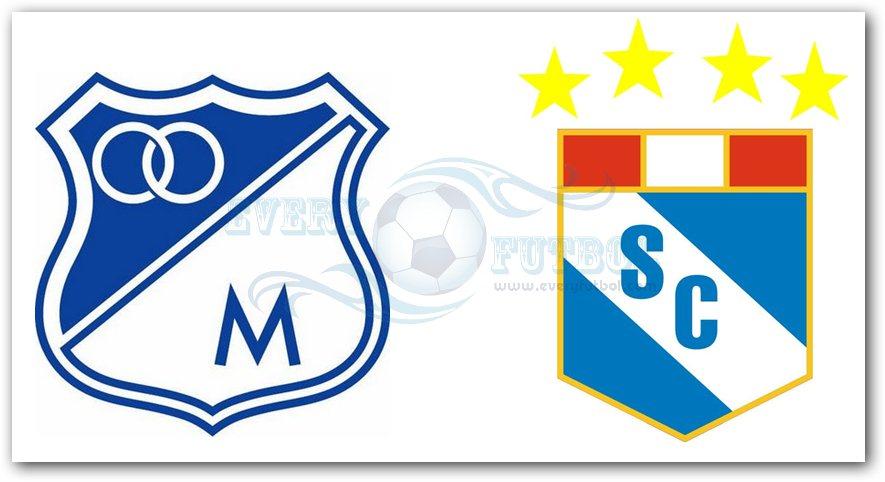 Partido Amistoso Millonarios vs Sporting Cristal