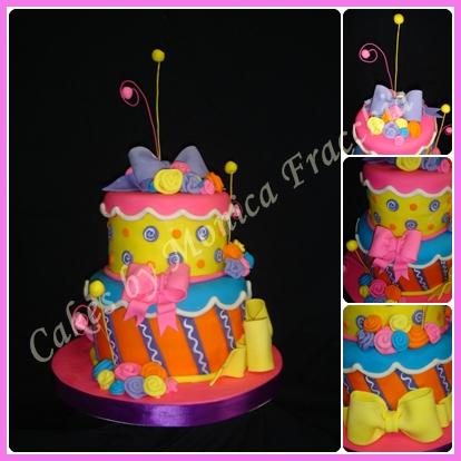 Cumpleaños fluor