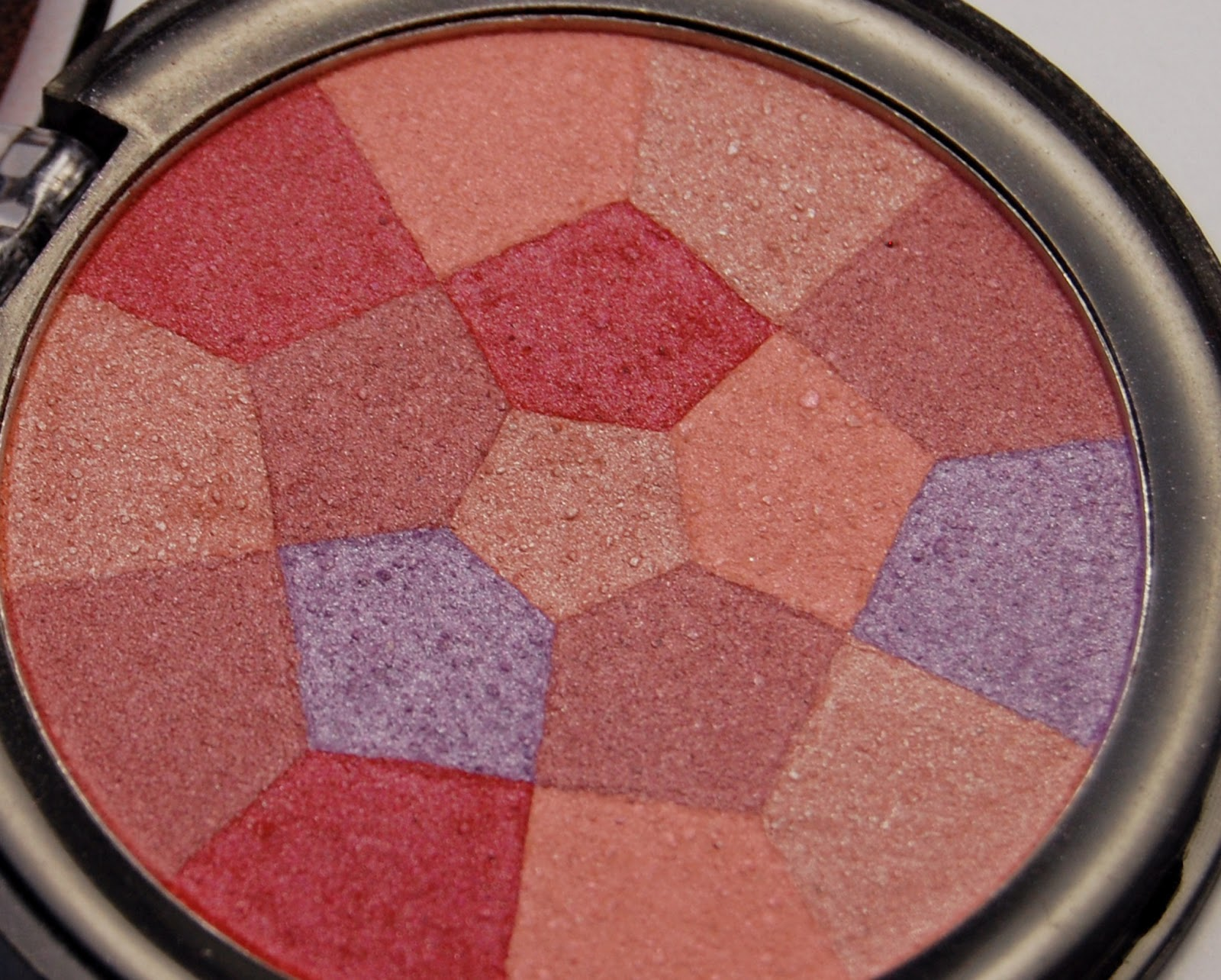 MUA Mosaic Blush English Rose, Shade 3
