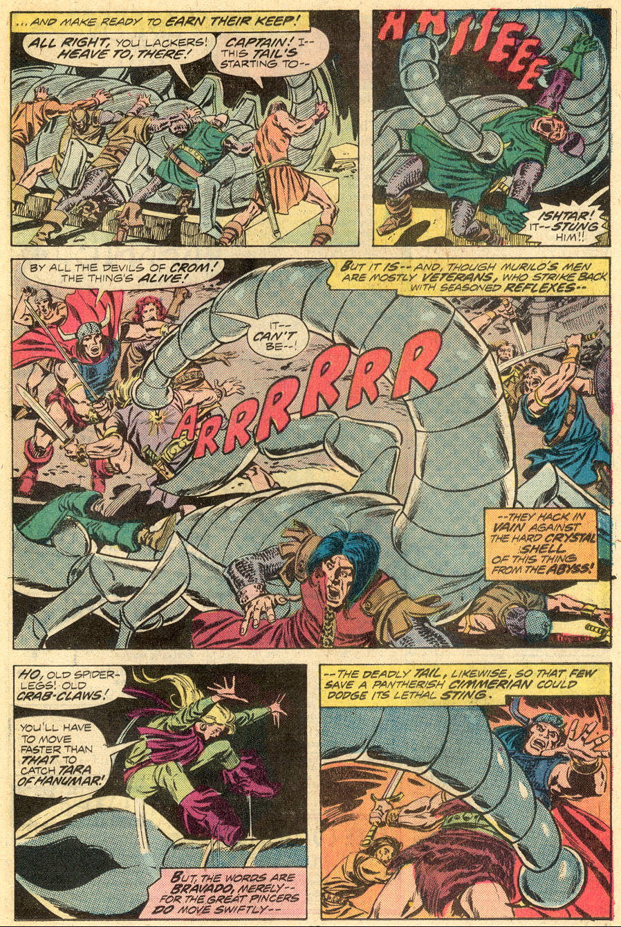 Conan the Barbarian (1970) Issue #52 #64 - English 15