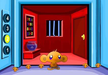 happy go monkey elevators