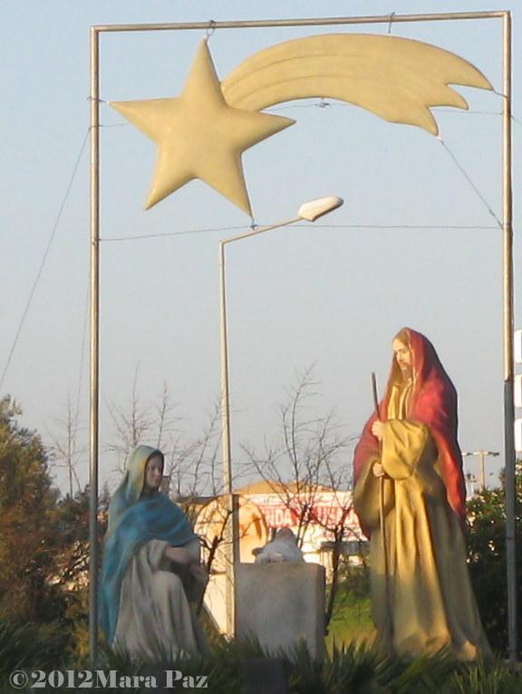 Nativity scene - Ferreiras