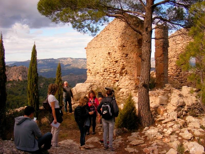 Ermita de sant Onofre a Cardó