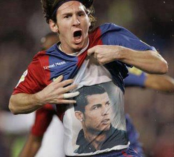 The Secret of Lionel Messi