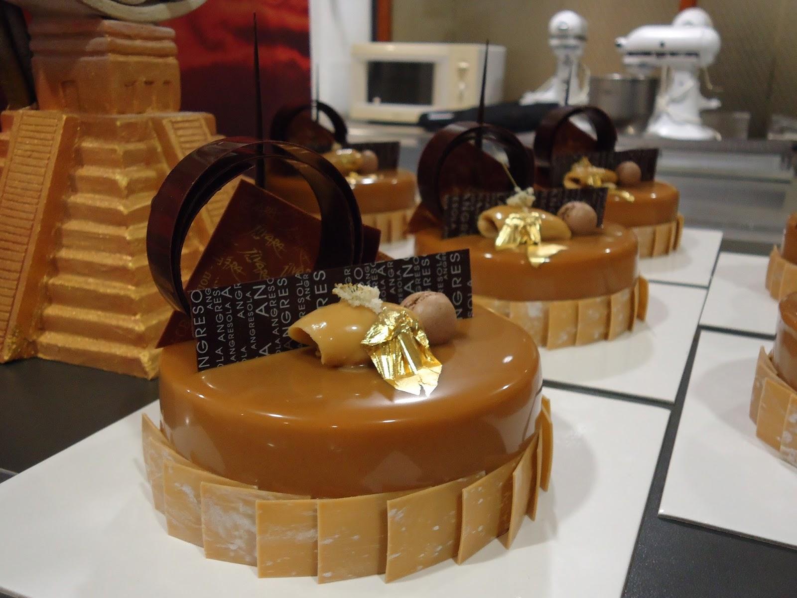 Irene 2013 cole sup rieur p tisserie teacher miguel for Chocolat decoration