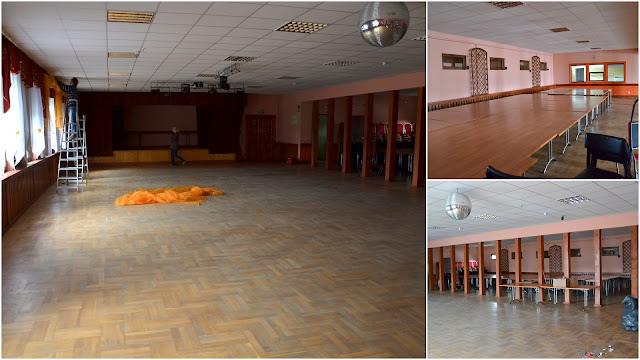 Sala Weselna Łuków Bajeczna ~ Sala weselna Mietków przed metamorfozą