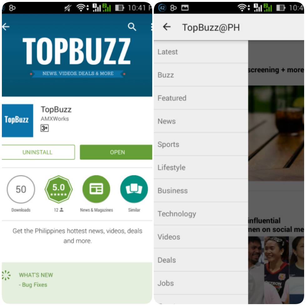 Topbuzz Viral Videos News By Topbuzz: TopBuzz: Latest And Hottest Philippines Stories All In One