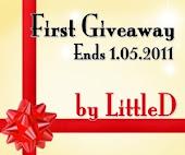 Giveaway LITTLE D