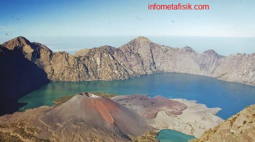 Misteri letusan dahsyat abad ke-13 di Lombok