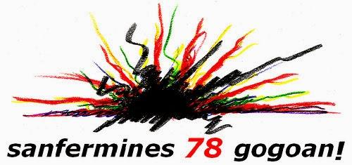 Sanfermines78gogoan