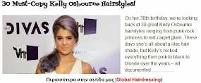 30 Must-Copy Kelly Osbourne Hairstyles!
