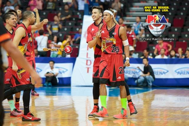 San Miguel Beer takes home the Philippine Cup