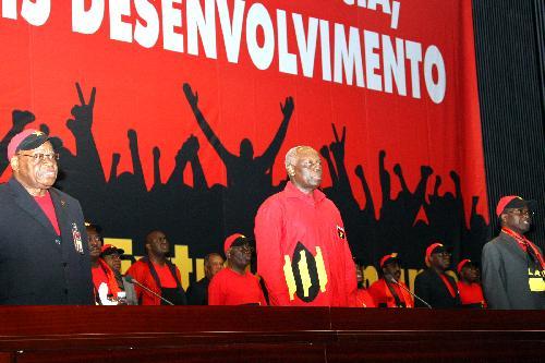O KUDURISMO POLÍTICO NO IV CONGRESSO DO MPLA