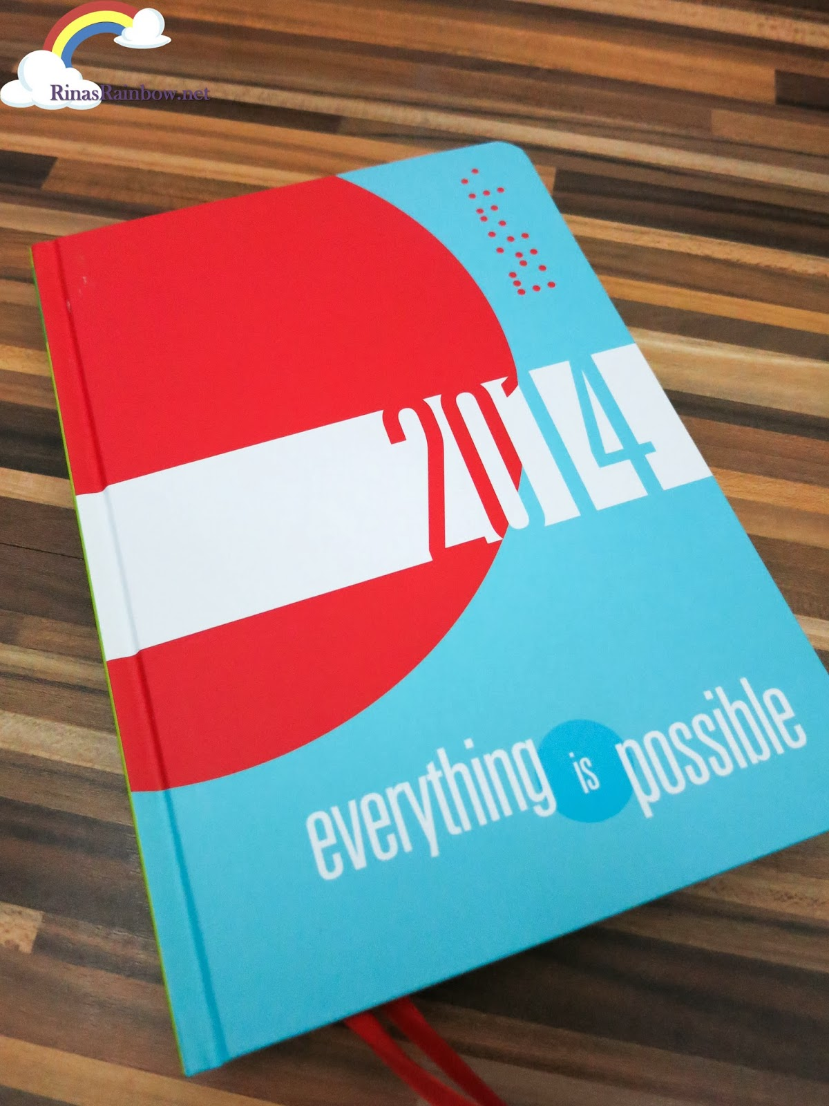 belle de jour everything is possible planner