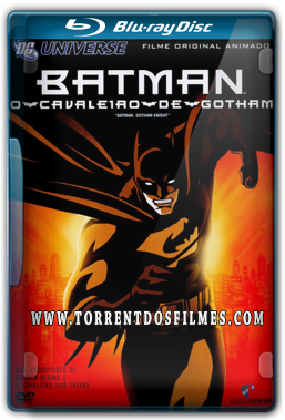 Batman: o Cavaleiro De Gotham (2008) Torrent – BluRay 720p Dual Áudio
