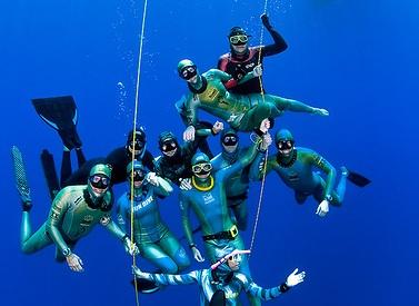 Apnea en el mar - Diario de apnea
