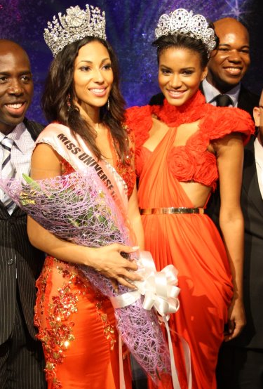 Miss Jamaica Universe 2012 winner Chantal Zaky