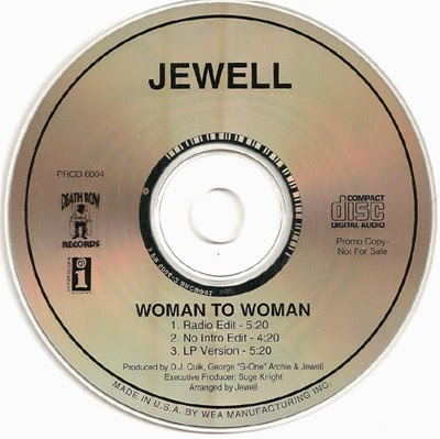Jewell - Woman To Woman (Promo CDS) (1994)