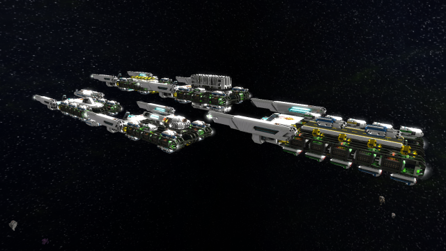 space ship on starmade - photo #12