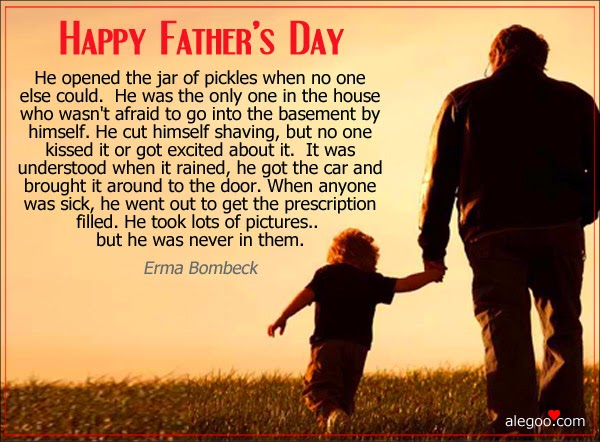 Happy Fathers Day 2015 Quotes And Messages Best 15 Sayings By And ...