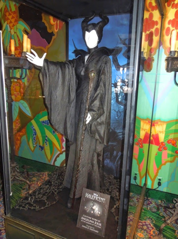 Original Angelina Jolie Maleficent movie costume