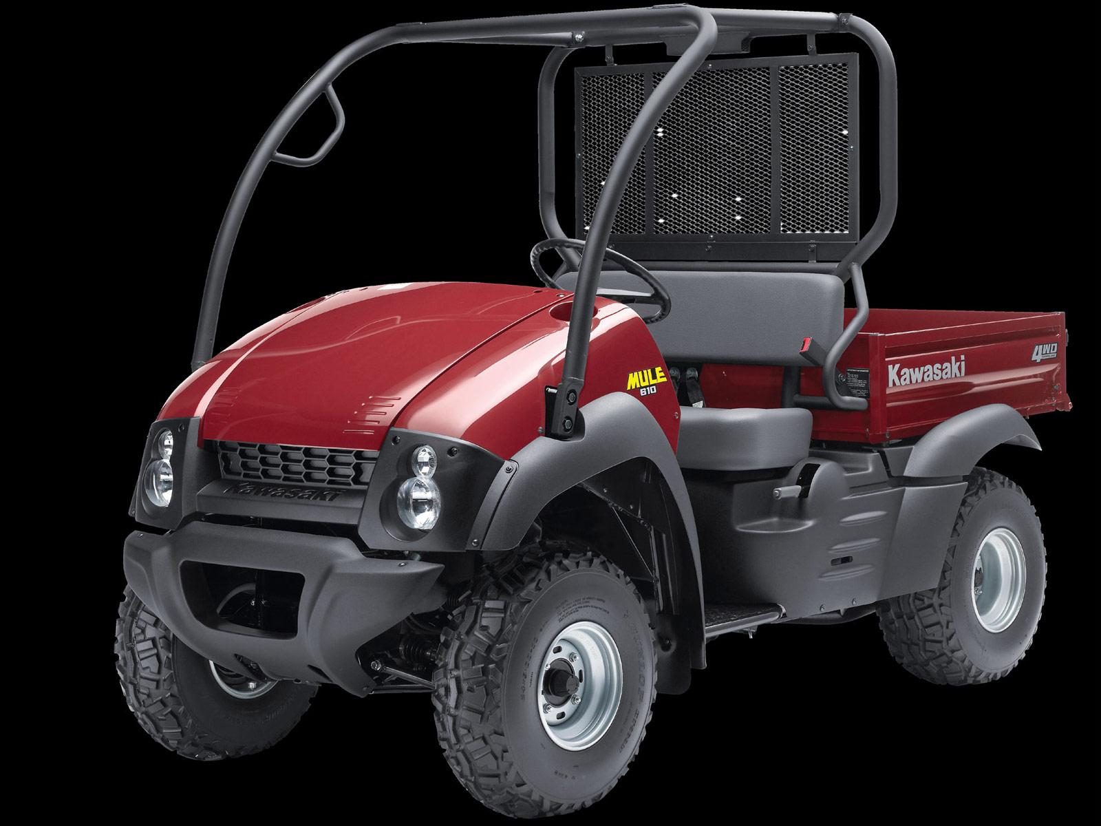 2013 Kawasaki Mule 610 4x4 ATV Insurance Information  pictures