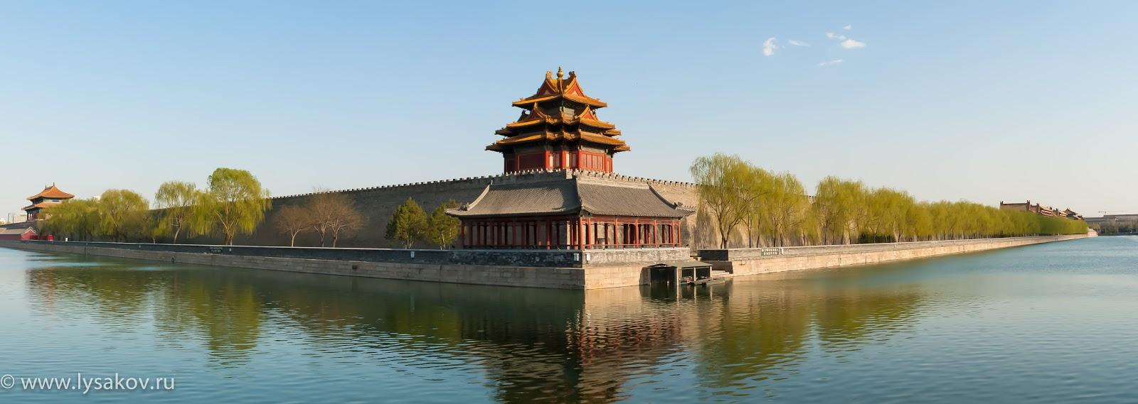 Пекин Запретный город