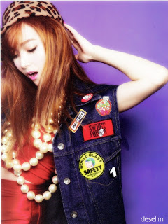 SNSD Jessica I Got A Boy Photobook 05