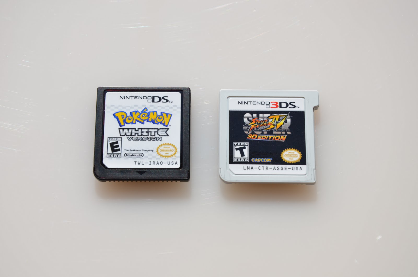Nintendo 3DS Game Cartridge