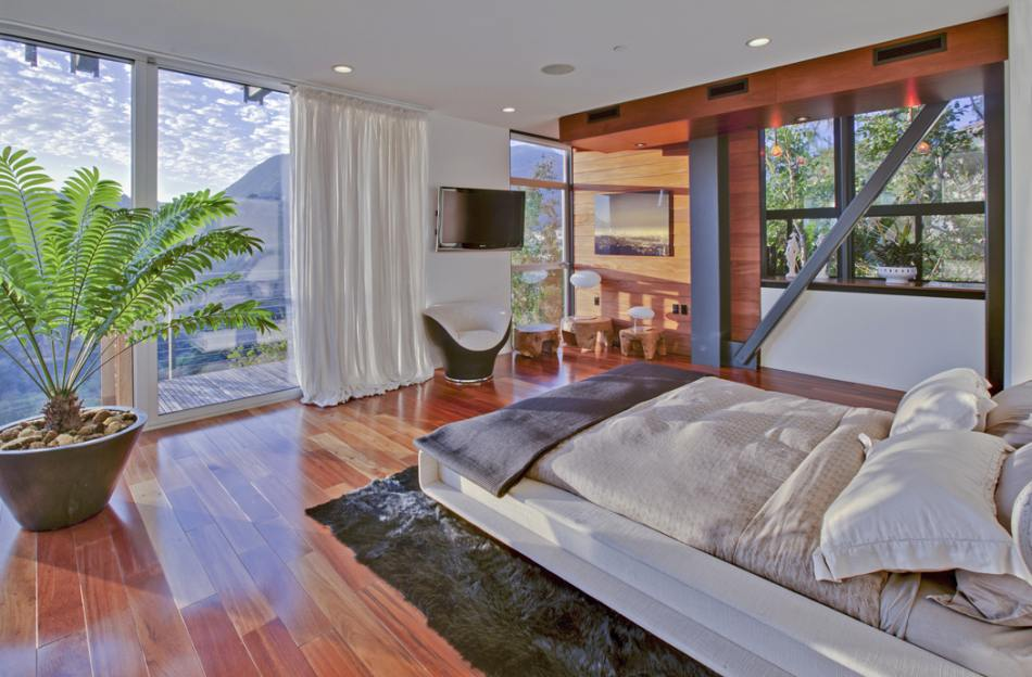 World of architecture justin bieber home beverly hills for Justin bieber bedroom ideas