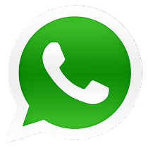 WhatsApp: Contacta fácilmente con nosotros.