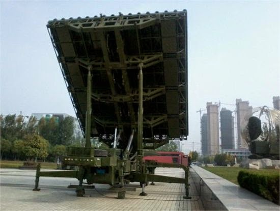 China's New Anti-Stealth  Radar