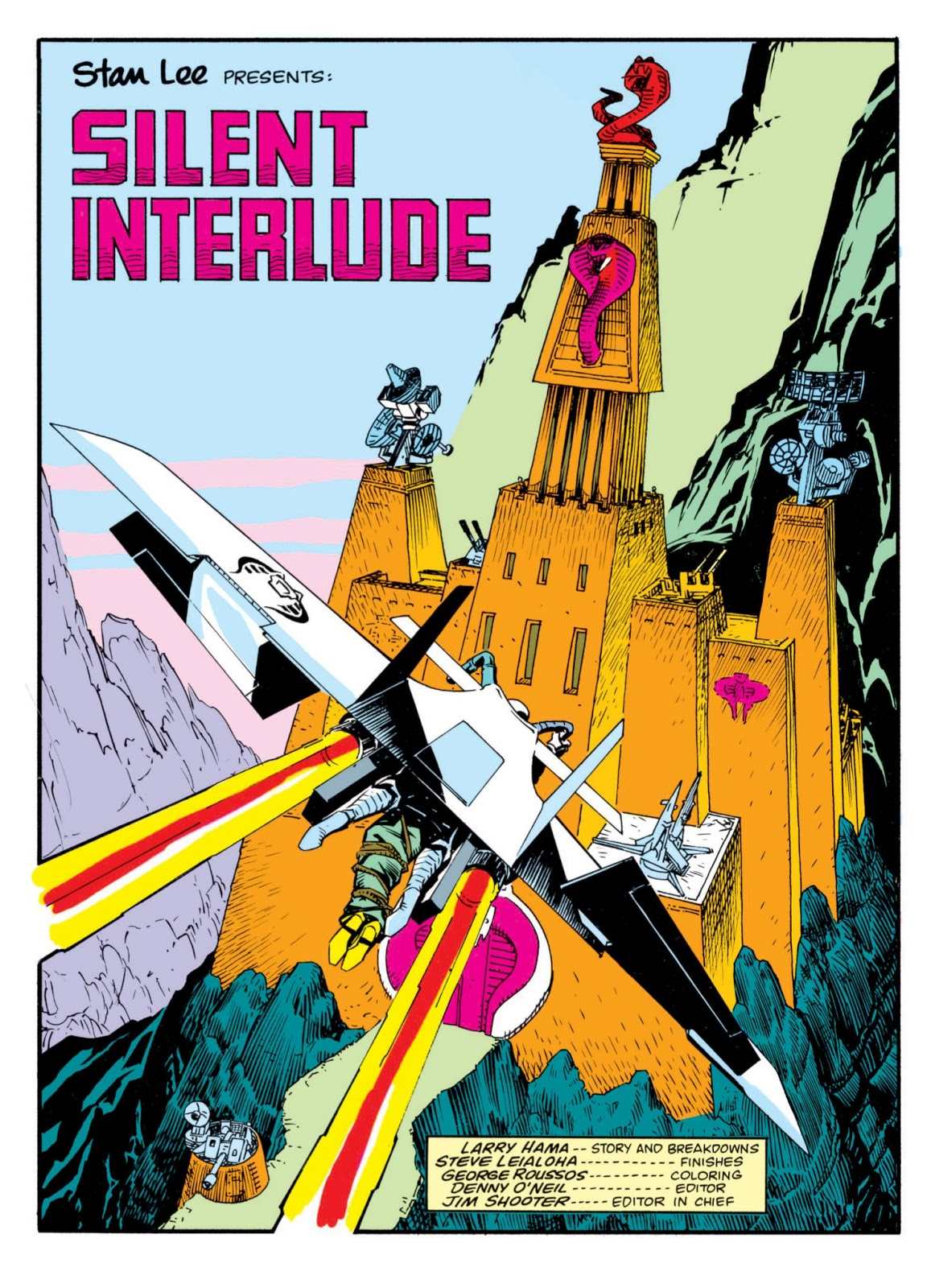 However The Most Unusual COMIC BOOK Story Ever Is Easily First Issue That Gets Mentioned When I Talk To Anyone About Marvels GI Joe Comic Series
