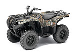 YAMAHA PICTURES 2012 Grizzly 700 FI Auto 4x4 EPS 5