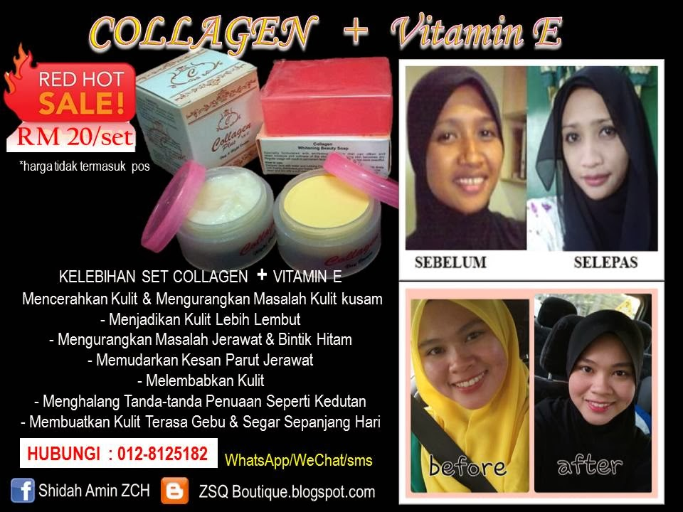 COLLAGEN + VIT. E