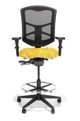 RFM High Back Drafting Chair 19333