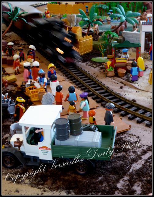 Playmobil Versailles