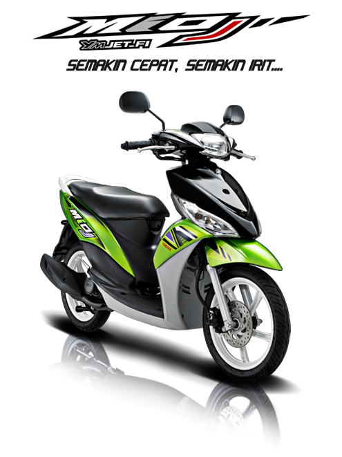 teen big green+yamaha+mio+j Harga dan Spesifikasi Yamaha Mio J