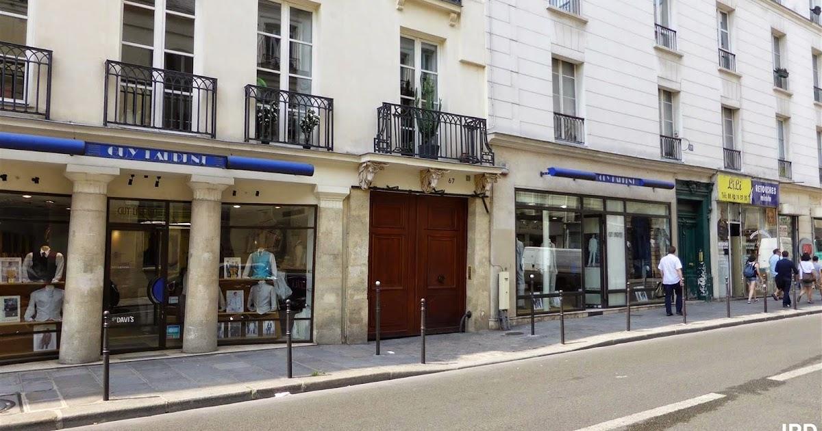 Paris bise art ancienne boucherie rue de turenne - Rue du commerce cuisine ...
