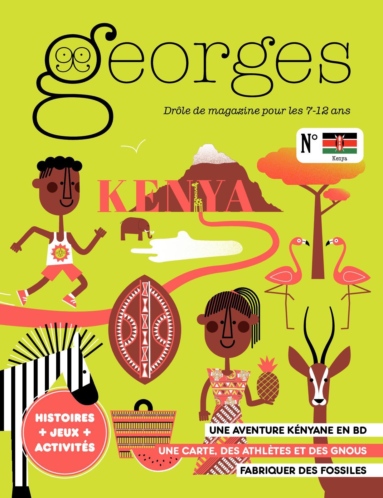 GEORGES KENYA