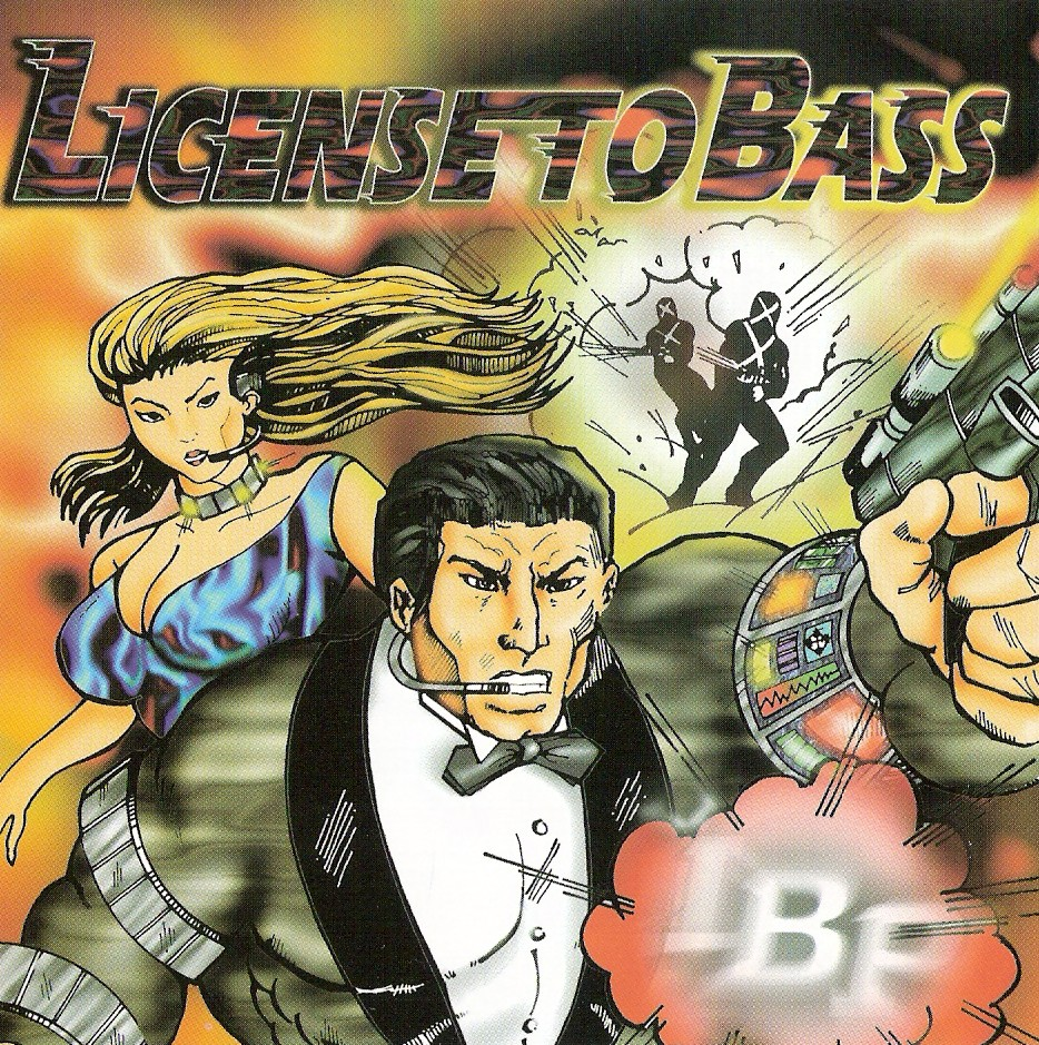 Bass Overlords - License To Bass