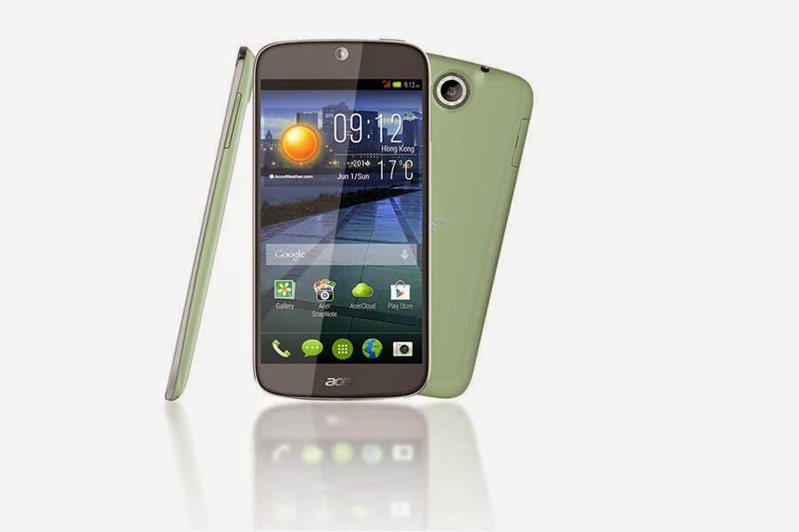 Harga Acer Liquid Jade terbaru di Indonesia