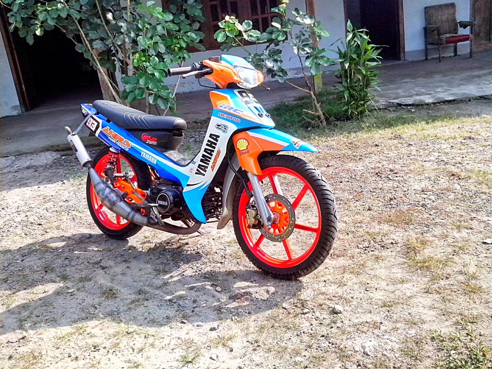 ide modifikasi mio gt 110 cc