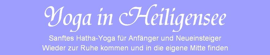 Yoga in Heiligensee