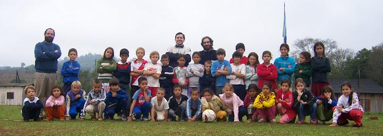 Encuentro Comunitario de Fútbol Rural