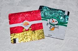 Die Mäntel vom Weihnachtspirat und Weihnachtskumpel...